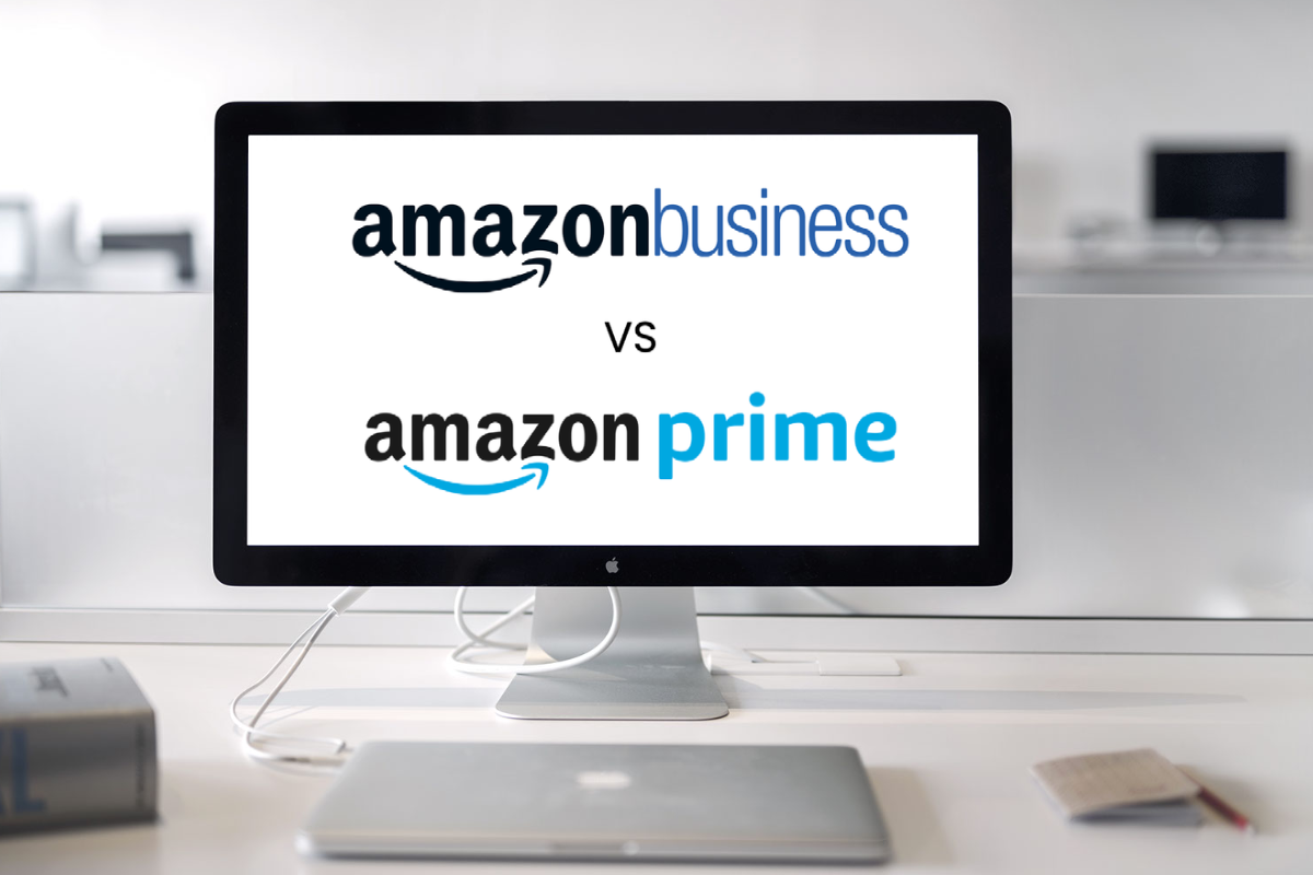 Amazon Business vs Amazon Prime